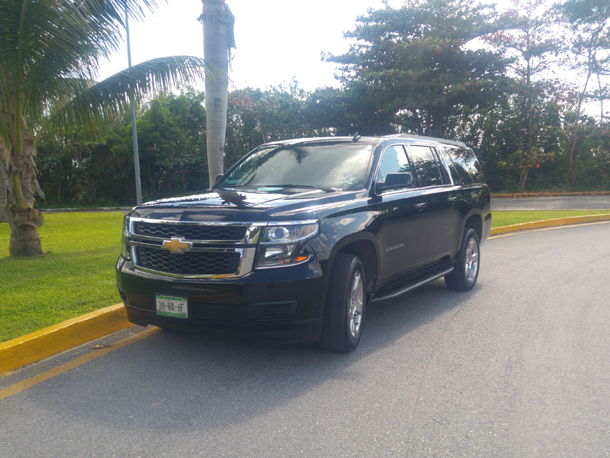 Cancun Airport VIP Transfers